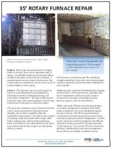 Rotary Furnace Repair PDF